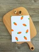 【原創印章系列】《胡蘿蔔》蔬菜套色印章/用小創意玩出大樂趣~獨家限定販售中