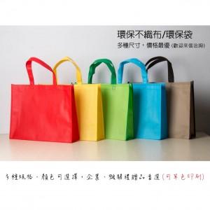 【禮贈品系列】環保不織布手提袋/宣傳提袋/環保袋/實用禮品首選~