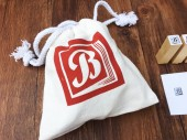 【客製化】束口帆布袋/禮品袋/包裝袋設計
