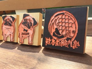 【印章系列】橡皮印章/木頭章/可訂製圖章